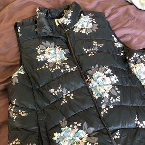 XL LOFT vest. Super soft!